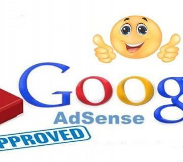 Approved-Google-Adsence