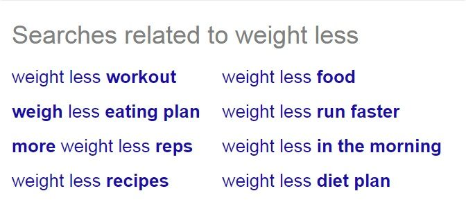 searches-related-weight-loss