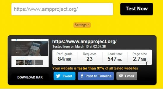 ampproject-test