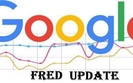 تحديث جوجل فريد